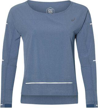 Asics Lite-Show Cover Up shirt Dames Blauw