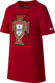 Nike Portugal Evergreen Crest shirt Rood