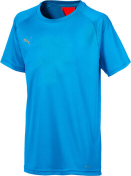 Puma FTBLNXT shirt Jongens Blauw
