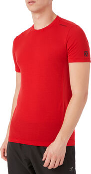 ENERGETICS Milon II shirt Heren Rood