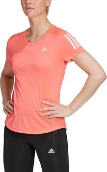 adidas Own the Run t-shirt Dames Rood