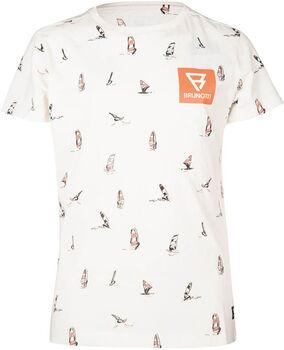 Brunotti Lucas kids t-shirt  Jongens Wit