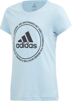 ADIDAS Prime T-shirt Jongens Blauw