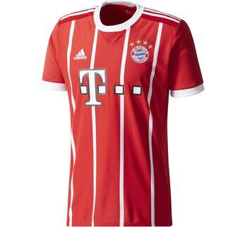 ADIDAS FC Bayern München Thuisshirt 2017-2018 Heren Rood