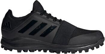 adidas Divox 1.9S hockeyschoenen Heren Zwart