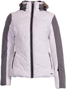 Falcon Paige jacket Dames Wit