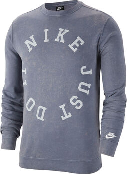 Nike Sportswear sweater Heren Blauw