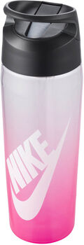 Nike Hypercharge Straw Graphic 700ml waterfles Roze