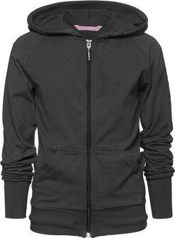 jacket hooded, cotton jr