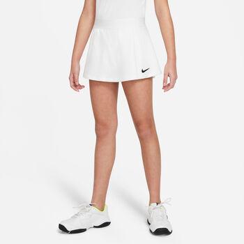 Nike Court Victory tennisrokje Meisjes Wit