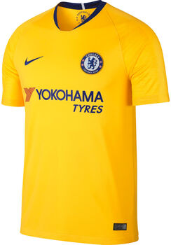 Nike Breathe Chelsea FC Stadium Away shirt Heren Geel