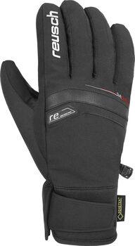 Reusch Bruce GTX handschoenen Heren Zwart