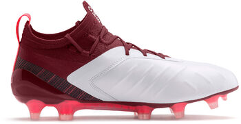 Puma ONE 5.1 FG/AG voetbalschoenen Dames Wit