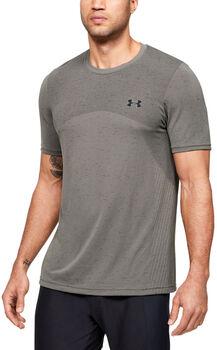 Under Armour UA Seamless shirt Heren Groen