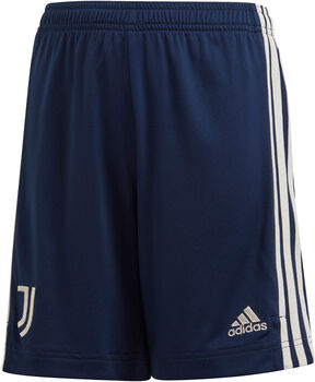 adidas Juventus Uitshort 20/21 Blauw