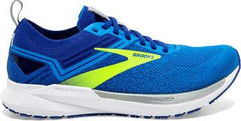 Brooks Ricochet 3 hardloopschoenen Heren Blauw