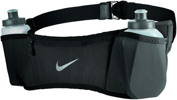 Nike Double Pocket Flask 3.0 riem Zwart