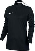 Nike Academy Drill shirt Dames Zwart