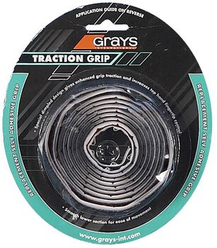 Grays Traction hockeygrip Zwart