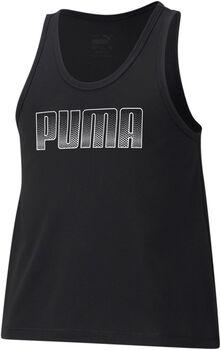 Puma Runtrain top Meisjes Zwart
