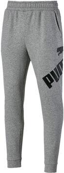 Puma Big Logo broek Heren Grijs