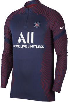 Nike VaporKnit Paris Saint-Germain Strike Drill top Heren Blauw