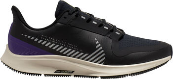 Nike Air Zoom Pegasus 36 Shield hardloopschoenen Dames Zwart