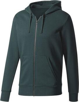 Adidas Essentials hoodie Heren Zwart