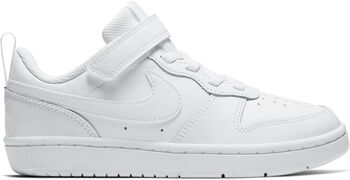Nike Court Borough Low 2 kids sneakers  Jongens