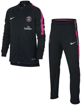 Nike Paris Saint Germain Dry Squad track suit Heren Zwart