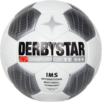 Derbystar Champ. Cup Zw/wit Multicolor