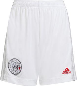 adidas Ajax kids thuisshort 21/22 Jongens Wit