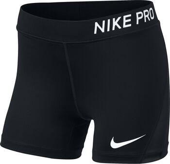Nike Pro jr Short Meisjes Zwart