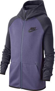 Nike Sportswear Tech Fleece hoodie Jongens Roze