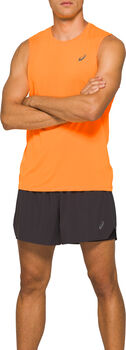 Asics Race top Heren Oranje