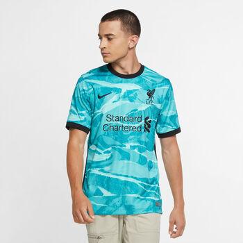 Nike Liverpool FC Stadium 20/21 uitshirt Heren Groen