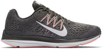 Nike Air Zoom Winflo 5 hardloopschoenen Dames Grijs
