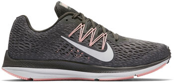 Nike Air Zoom Winflo 5 hardloopschoenen Dames Zwart