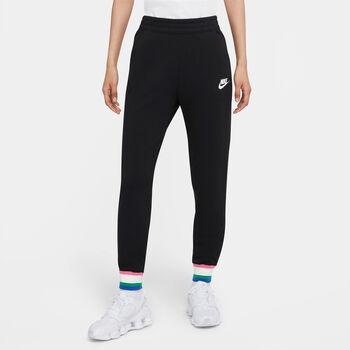 Nike Sportswear Heritage broek Dames Zwart