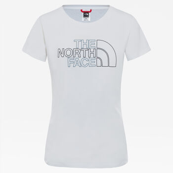 The North Face Lifestyle shirt Dames Wit