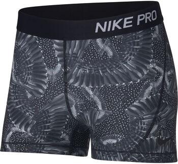 Nike Pro short Dames Zwart