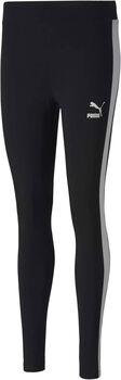 Puma Classic T7 legging Dames Zwart