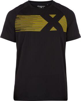 ENERGETICS Massimo III shirt Heren Zwart