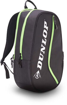 Dunlop Club 2.0 3-pack squash rugtas Zwart