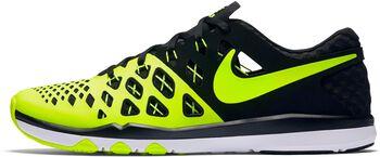Nike Train Speed 4 trainingsschoenen Heren Geel
