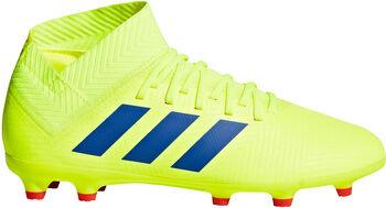 ADIDAS Nemeziz 18.3 FG voetbalschoenen Geel