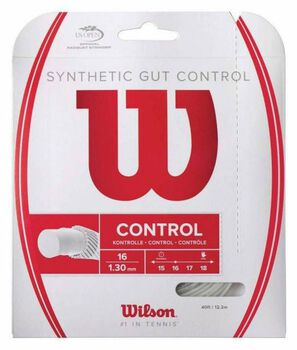 Wilson synthetic gut control 16 na Off white