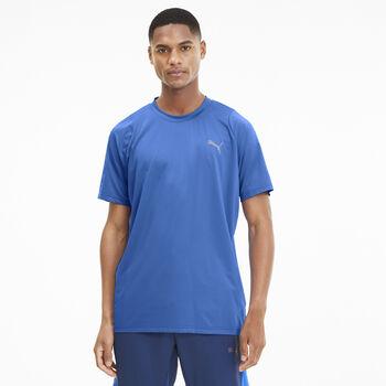 Puma Power Thermo R shirt Heren Blauw