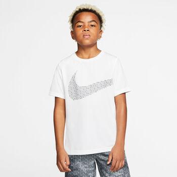 Nike Statement Performance shirt Wit