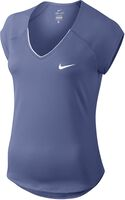 Nike Pure Shirt Dames Paars